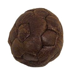 Your dog will love playing fetch with the Howard Pet Vintage Flat Soccer Ball Dog Toy. With an extra-soft, flat construction, vintage leather appearance, and 2 squeaker pods, your pup will love chasing after the creatively designed ball. Dog Fetch Toy, What Dogs, Dog Accessories, Dog Supplies, Soccer Ball, Dog Toys, Pet Care, Vintage Toys, Your Dog