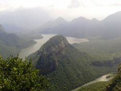 Just another stunning view of the Blyde River Canyon #Panoramaroute www.outlook.co.za