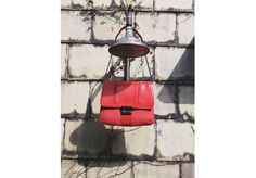 Red is the new black, start from the accessories. #pennyblack #ny #redbag