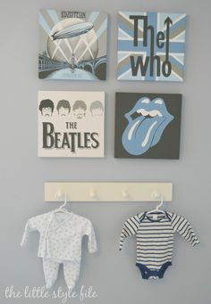 Rock and Roll Nursery