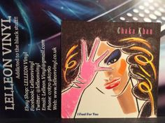 Chaka Khan I Feel For You LP Album Vinyl Record 925162-1 Soul Pop 80's Music:Records:Albums/ LPs:R&B/ Soul:Other R&B/ Soul