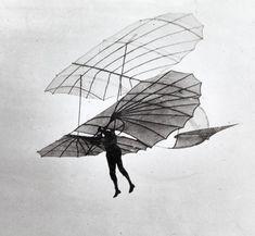 Lilienthal biplane