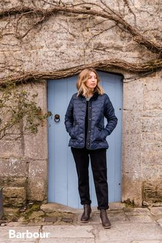 Marking the launch of our SS20 Modern Country collection, we're getting to know style bloggers Lauren Yates and Brittany Bathgate, as we head for a ramble through the British countryside. #BarbourWayOfLife