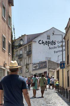 Lisboa - Castelo #Lisboa #Castelo #Chapito