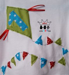 1. Geburtstag ☆ Shirt von SOLO-creARTivo.de auf DaWanda.com