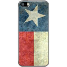 """The """"Lone Star Flag"""" of Texas the Lone Star State By BruceStanfieldArtist for Apple  iPhone 5"""