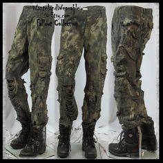WAR BOYS PANTS Apocalyptic Pants Mad Max by WastelandWearable