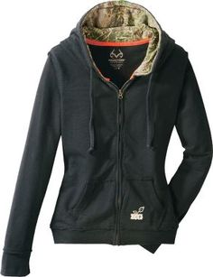Cabela's: Realtree Girl® Women's Full-Zip Hoodie