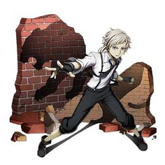 Literary Heroes — Bungou Stray Dogs Collaboration with 18 Puzzle...