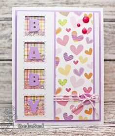 Luv 2 Scrap n' Make Cards: YNS April Feature Day