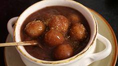 patjuk (red bean porridge: 팥죽)