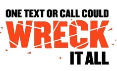 Please Drive Safely When #Moving and Avoid #DistractedDriving!  Stay safe - MilitaryAvenue.com
