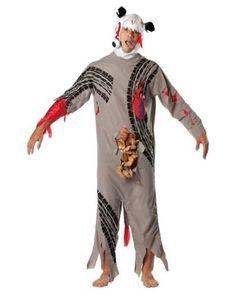 Adult Road Kill Halloween Costume