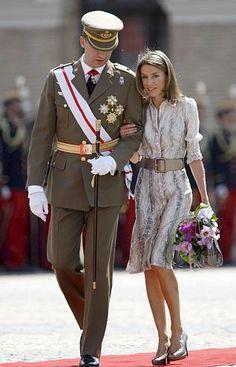 Los Príncipes presidieron la entrega de Despachos de la Academia General Militar de Zaragoza