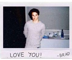 Brad :)