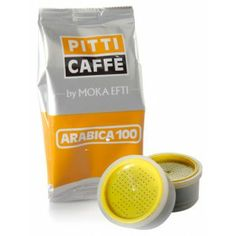 Συμβατές Κάψουλες  Lavazza Pitti Caffe Arabica