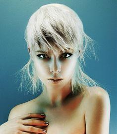 Karine Jackson Medium Blonde Hairstyles