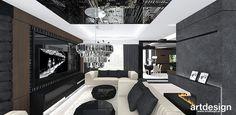 RETRO FUTURIST | aranżacja salonu