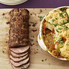 Roast Pork Loin By Food Network Kitchen