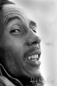 Bob Marley   This shot was taken in 1976 at his home in Kingston Jamaica.