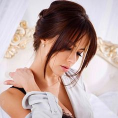 23 Best Long Hairstyles with Bangs for Women in 2019 - Hair.- 23 Best Long Hairstyles with Bangs for Women in 2019 – Haircutstyles Website Cute Hairstyles for Long Straight Hair with Bangs - Long Thin Hair, Long Layered Hair, Long Hair Cuts, Bangs For Long Hair, Straight Bangs, Long Bangs Layers, Fringes For Long Hair, Haircut Long Hair, Mid Length Hair With Bangs