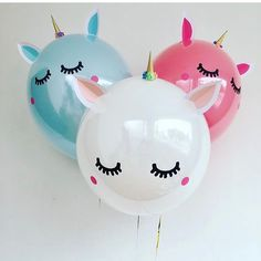 Unicorn Ballons