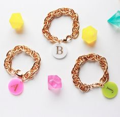 Our favorite bracelets right now.