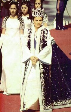 Farah Diba-Empress of Iran (26 October 1967 – 11 February 1979)