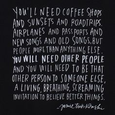 you'll need...