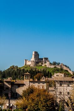 Assisi, Italy Revisit the most peaceful place I've ever been in my life.