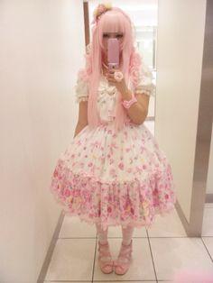 Pink Sweet Lolita <3