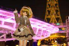 Mirai Suenaga Smart Doll by maje6457