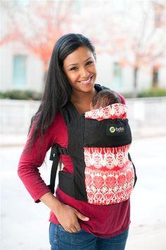 Porte-bébé Boba Carrier Soho Maman Naturelle, Vêtement Allaitement, Idée  Cadeau Naissance, 99418a82973