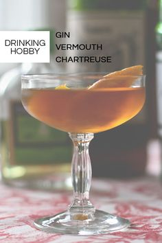 Simple, refreshing and complex come to mind when describing the Bijou cocktail. It is a classic named for the brightly colored ingredients it uses. #CocktailBlog #Drinks #Cocktails