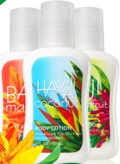 Bath and Body Works - new collection - can't wait to try it!