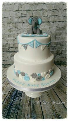 Baby shower cake  https://m.facebook.com/A-Cake-Occasion-924527760911157/