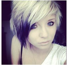 Brilliant Cute Pixie Cuts Pixie Cuts And Tumblr On Pinterest Hairstyles For Women Draintrainus