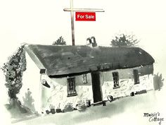 Sold! Cormac McConnell's thatched cottage goes to Irish reader living in the US