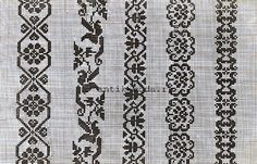 Brazilian Embroidery, Fair Isle Knitting, Embroidery Stitches, Cross Stitch, Quilts, Crochet, Pattern, Floral, Crafts