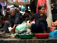 Hanoi, Street Photography, Vietnam, Stuffed Mushrooms, Wordpress, Vegetables, Food, Asia, Stuff Mushrooms