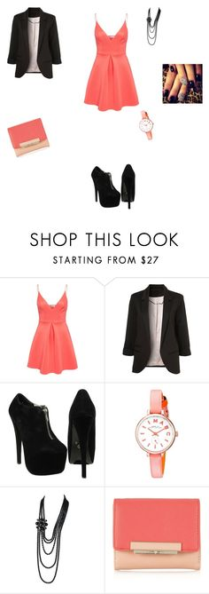 """""""Work Outfit"""" by taviaaaaa on Polyvore featuring Marc by Marc Jacobs and Chanel"""