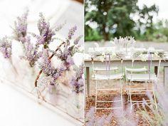 Love + Lavender, a lavender inspired wedding shoot in Sonoma, California