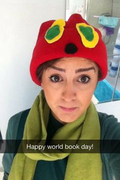 Very Hungry Caterpillar dress up costume idea for adults