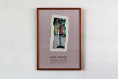デイヴィッド・ホックニー フランクフルト芸術協会のポスターDavid Hockney / Frankfurter Kunstverein – 1983|輸入ポスター専門店 KNAPFORD POSTER MARKET[ナップフォード・ポスター・マーケット]