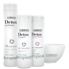 Cadiveu Kit Detox Therapeutic - Nikkey Cosmeticos