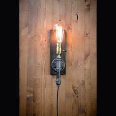 Plug in Farmhouse Wall Sconce