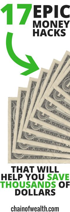 These easy to use hacks will save you thousands every month.