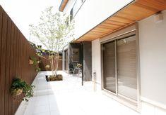 Decor, My Home, Outdoor Decor, Interior, House, Interior Garden, Garage Doors, Bungalow, Outdoor Living