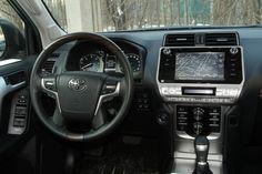 Новый Прадо 2018 в Украине - тест Toyota Land Cruiser Prado 150