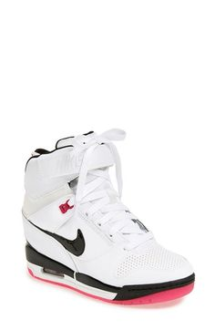 Nike 'Air Revolution Sky Hi' Sneaker (Women) available at #Nordstrom